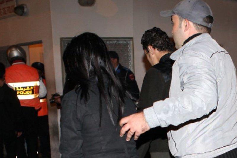 صورة مراكش | كمين محكم يُسقط 3 أشخاص بينهم امرأة للإتجار في الكوكايين والمخدرات