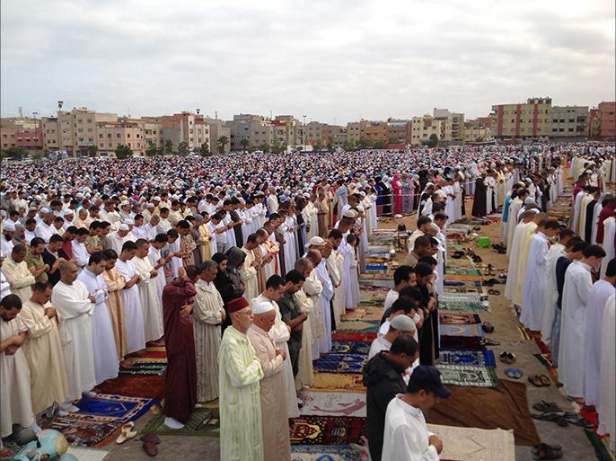 صورة الأوقاف تمنع صلاة عيد الأضحى بسبب تطور الوضعية الوبائية