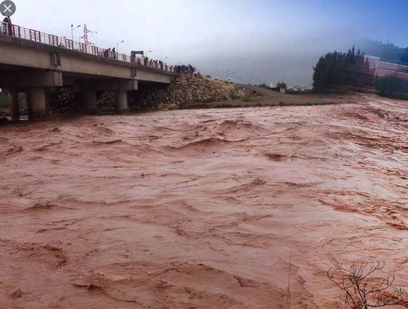 صورة مديرية الأرصاد تحدر من أمطار عاصفية ودعوة لإخلاء الوديان والجبال بأقاليم سوس ماسة