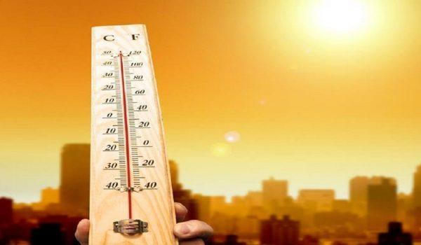 صورة نشرة إنذارية | موجة حر ما بين 42 و 46 درجة  يومي الخميس والسبت بعدد من مناطق المملكة