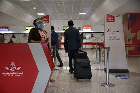 صورة إعفاء القادمين من قطر إلى المغرب من الحجر الصحي