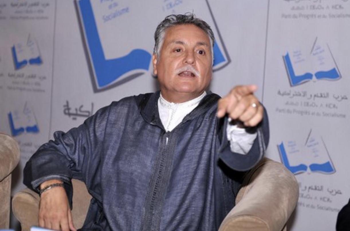 صورة شبيبة نبيل بن عبد الله تجر وزارة أمكراز للقضاء