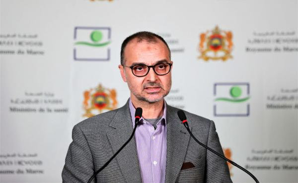 صورة رغم تلقيه اللقاح .. إصابة مدير مديرية الأوبئة محمد اليوبي بفيروس كورونا