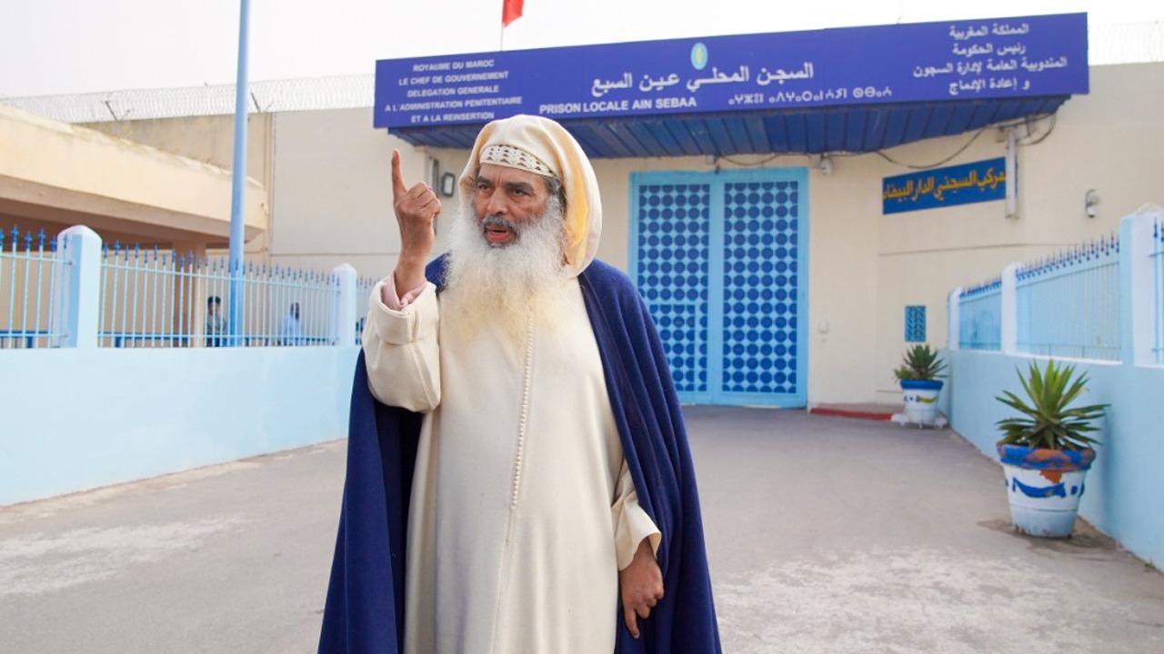 صورة وفاة الشيخ أبو النعيم متأثرا بفيروس كورونا