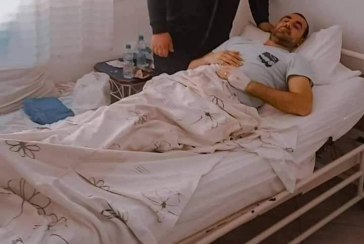 صورة الزفزافي يخضع لعميلة جراحية من أجل استئصال ورم بالمثانة البولية