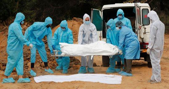صورة تونس تسجل حصيلة قياسية في وفيات كورونا اليومية
