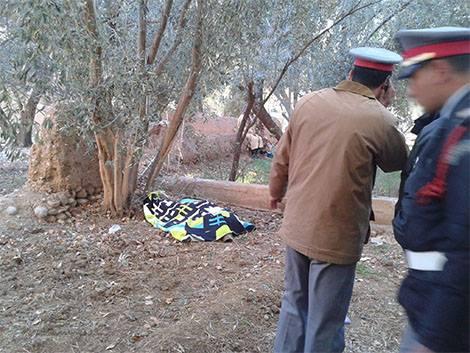 صورة انتحار شاب نواحي شفشاون