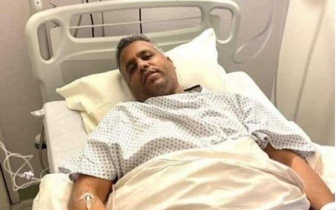 صورة شقيق عبد الفتاح جوادي ينفي مايروج حول وفاة أخيه