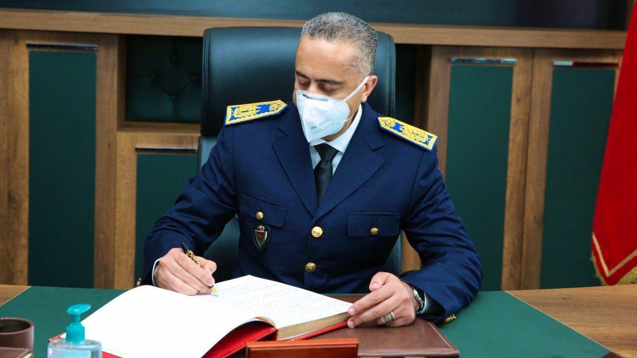 صورة الحموشي يجري تعيينات جديدة في مناصب المسؤولية