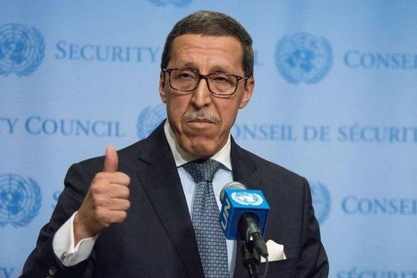 صورة السفير هلال يعلن إغلاق ملف الصحراء بشكل نهائي