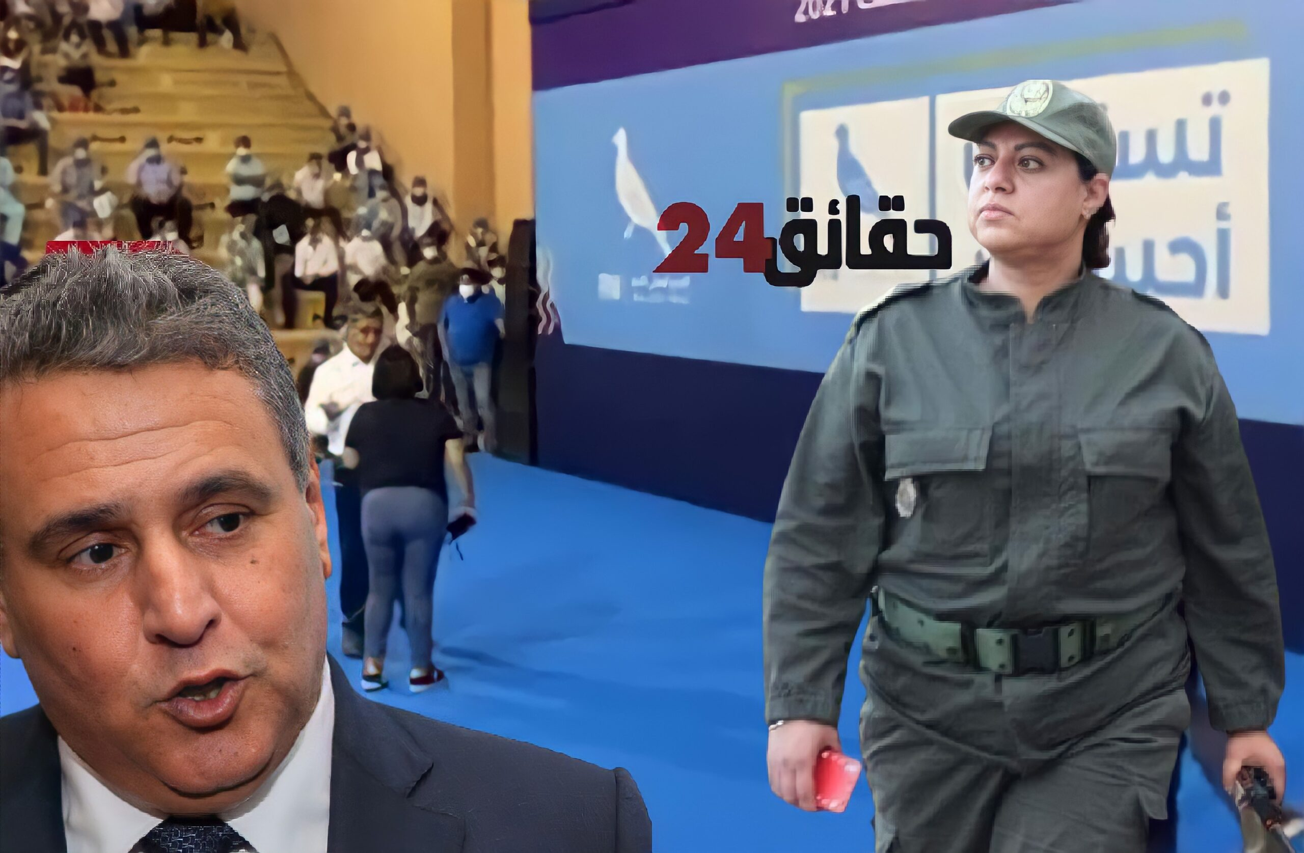 """صورة باشا مراكش تخلق """"البوز"""" بعد توقيف نشاط أخنوش بسبب خرق حالة الطوارئ"""