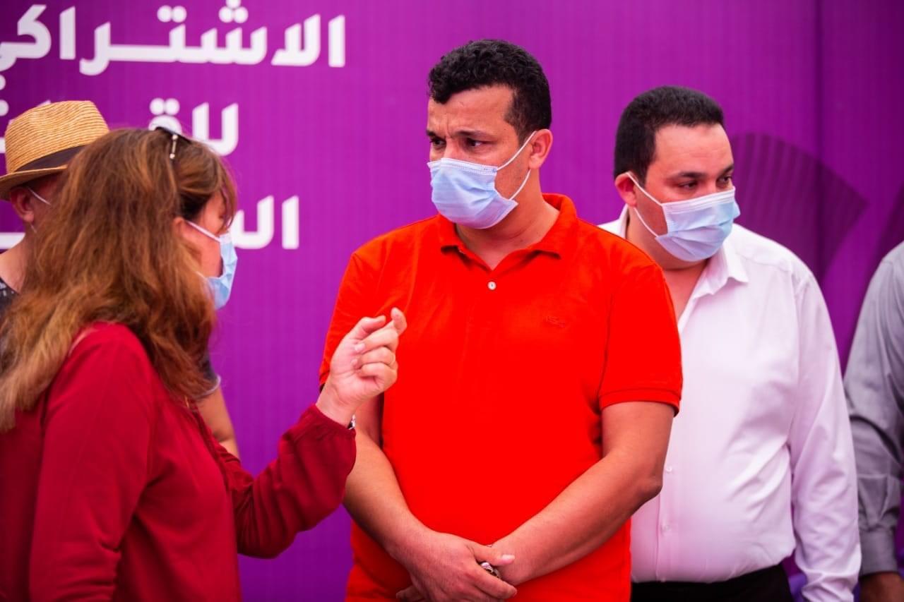 """صورة حميد أوفقير وكيلا للائحة """" الوردة """" للإنتخابات الجماعية بإنزكان"""