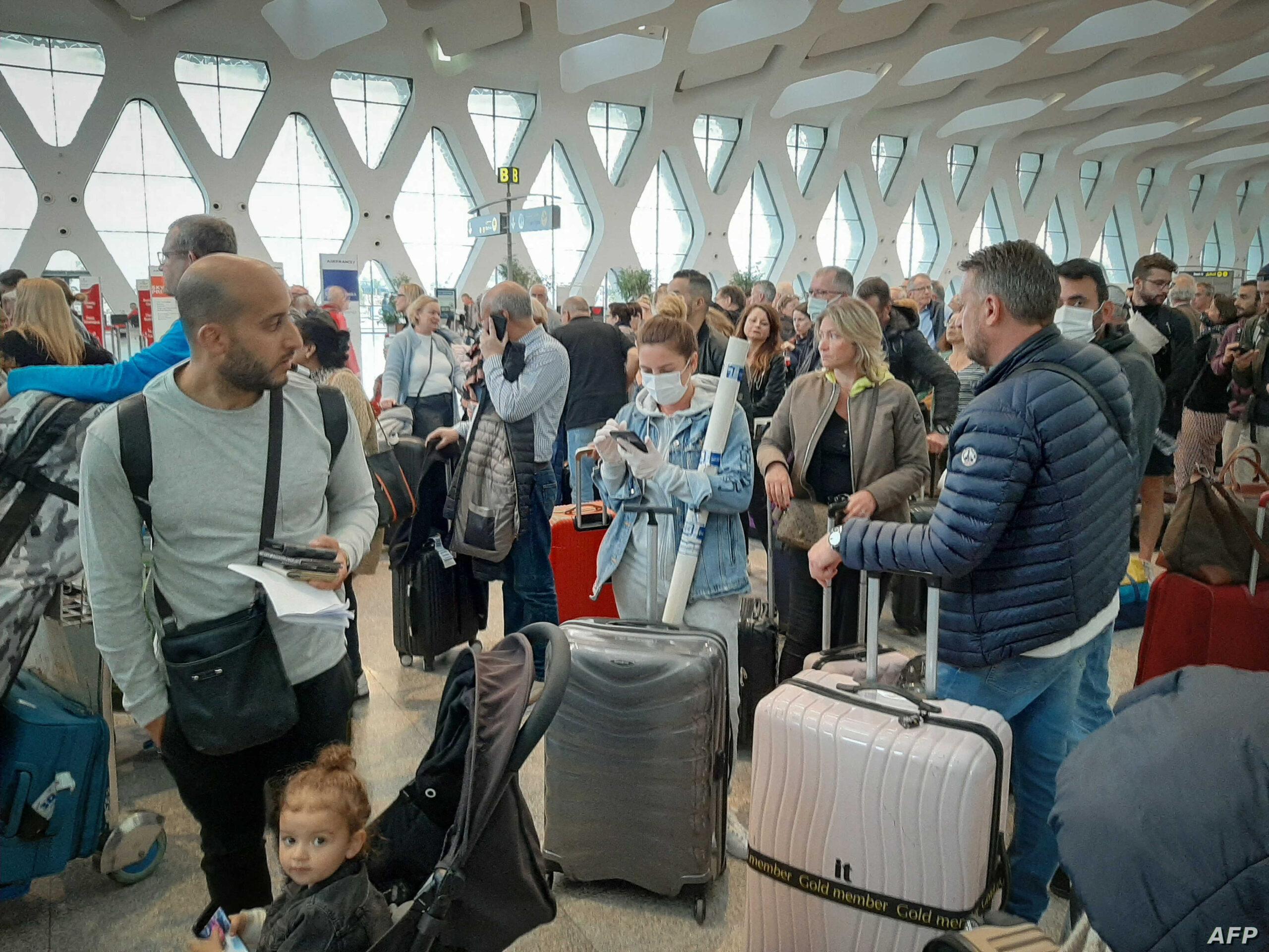 صورة المسافرون القادمون من المغرب إلى فرنسا ملزمون بتلقي اللقاح