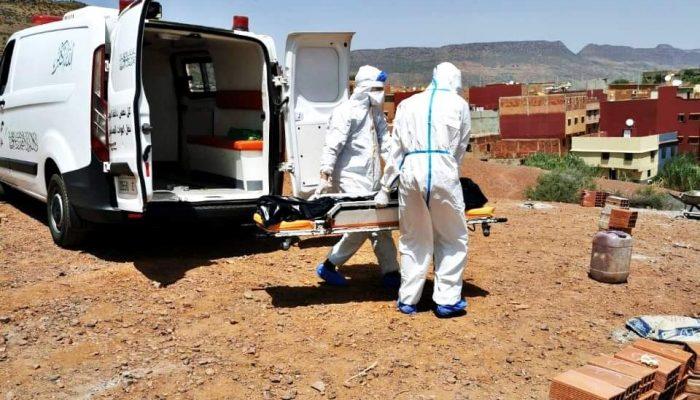 صورة تسجيل 64 وفاة و8760 إصابة جديدة بكورونا