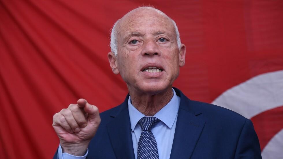 صورة الرئيس التونسي : لا الصهر عنده حصانة ولا القاضي عنده حصانة ولدينا صواريخ جاهزة في منصات إطلاقها