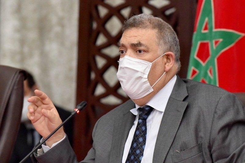 صورة وزير الداخلية : الإنتخابات ستجري في الموعد المحدد لها