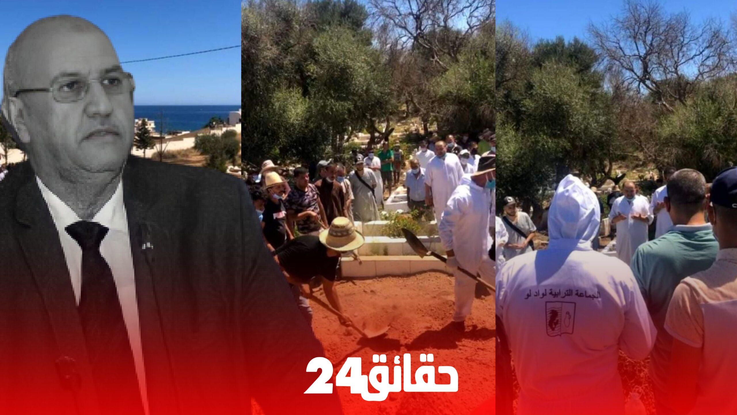 صورة فيروس كورونا ينهي حياة البرلماني محمد الملاحي