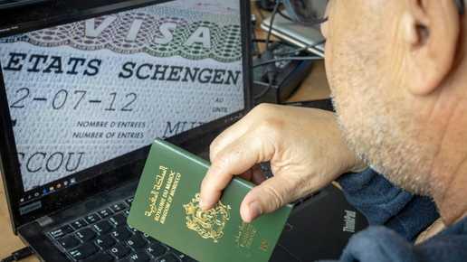 صورة في قرار غير مسبوق .. فرنسا تشدد شروط منح التأشيرات لمواطني المغرب