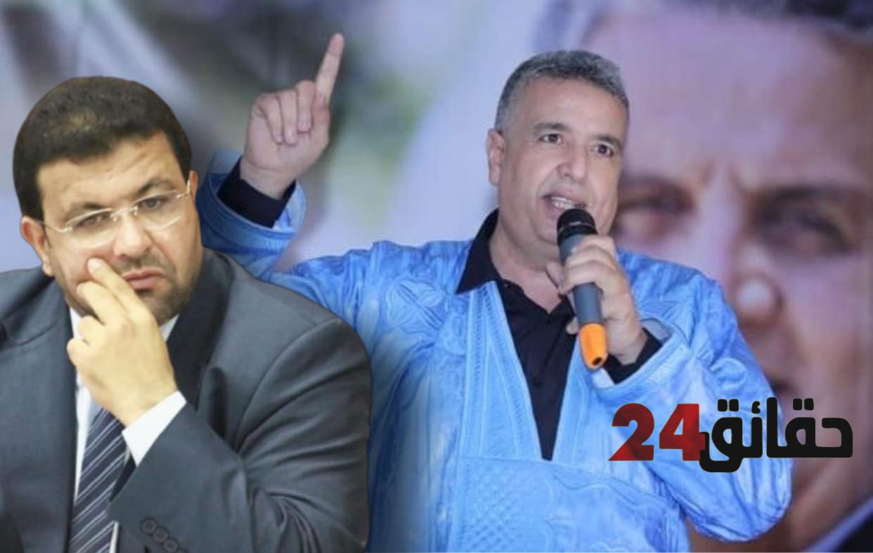 صورة أبودرار : دم بلفقيه على رقبة أشباه المسؤولين الحزبيين الذين يجري الغدر والخيانة في دمائهم