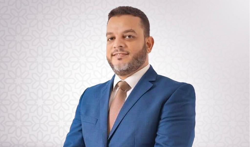 صورة نور الدين كموش رئيساً لمجلس جماعة آسفي