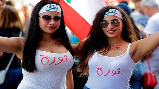 """صورة حسناوات لبنان يطلقن حملة """"تزوجني بدون مهر"""""""