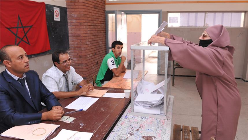 صورة الداخلية تحدد موعد إغلاق مكاتب التصويت