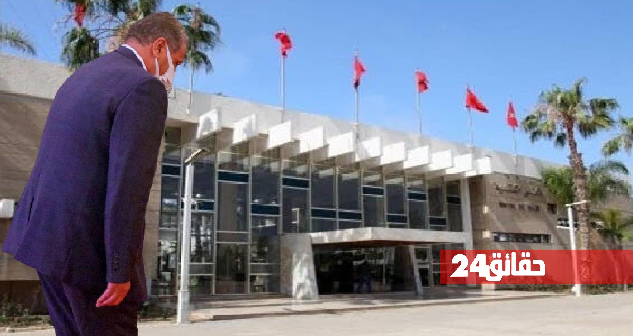 صورة بعد تعينه رئيسا للحكومة .. رئاسة جماعة أكادير تضع المواطن السوسي في حيرة