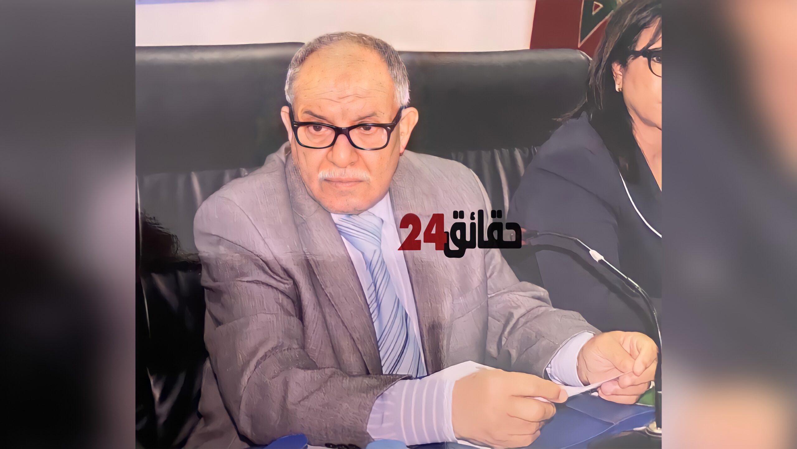صورة إنزكان .. محمد أمولود رئيسا لمجلس عمالة إنزكان أيت ملول
