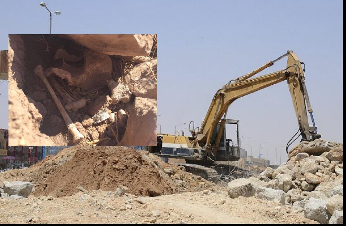 صورة إنزكان : بناء محطة وقود فوق مقبرة يثير غضب الساكنة