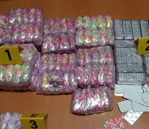 صورة طنجة .. حجز آلاف الأقراص المخدرة على متن سيارة