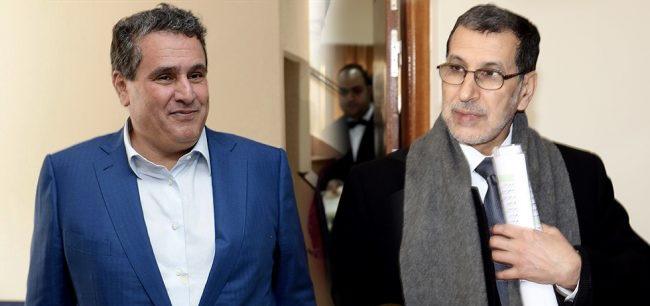 """صورة صبيحة الانتخابات .. """"البيجيدي"""" يتهم حزب اخنوش بالهجوم على مقره وتخريب تجهيزاته"""