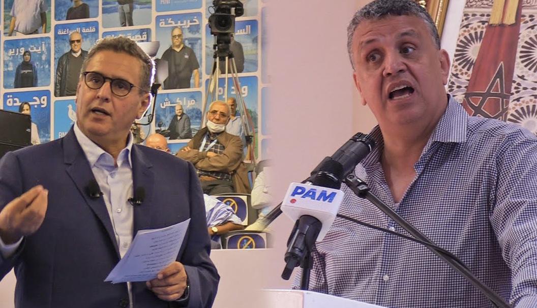 صورة وهبي : حكومة أخنوش لن تعطي الصدقات للمواطنين