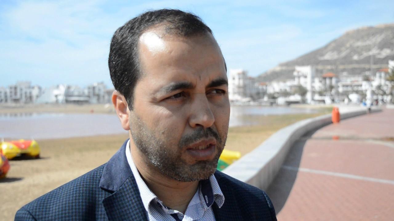 صورة مستشار جماعي سابق بجماعة أكادير يشكك في مصداقية الإنتخابات