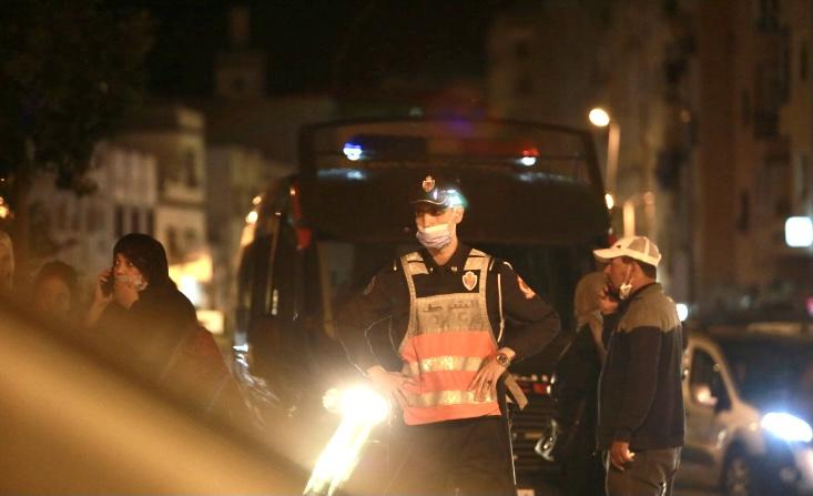 صورة المحمدية .. وفاة شخص أثناء نقله من مقر الشرطة إلى المستشفى