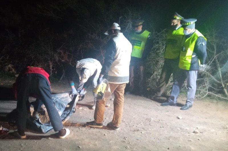 صورة ازيلال .. العثور على جثة شاب خسر في الإنتخابات الماضية