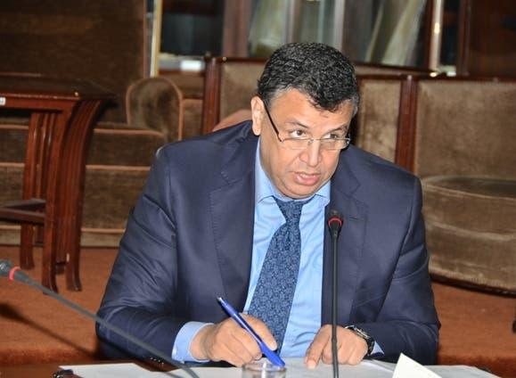 صورة عبد اللطيف وهبي رئيسا لجماعة تارودانت
