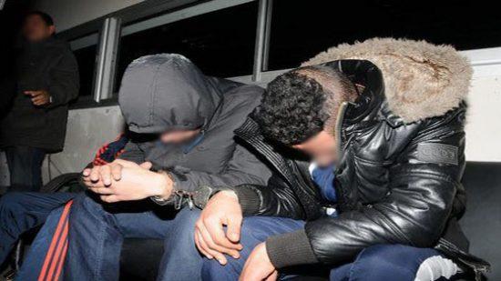 صورة عصابة تسرق زوجة رئيس موريتانيا السابق ببوزنيقة