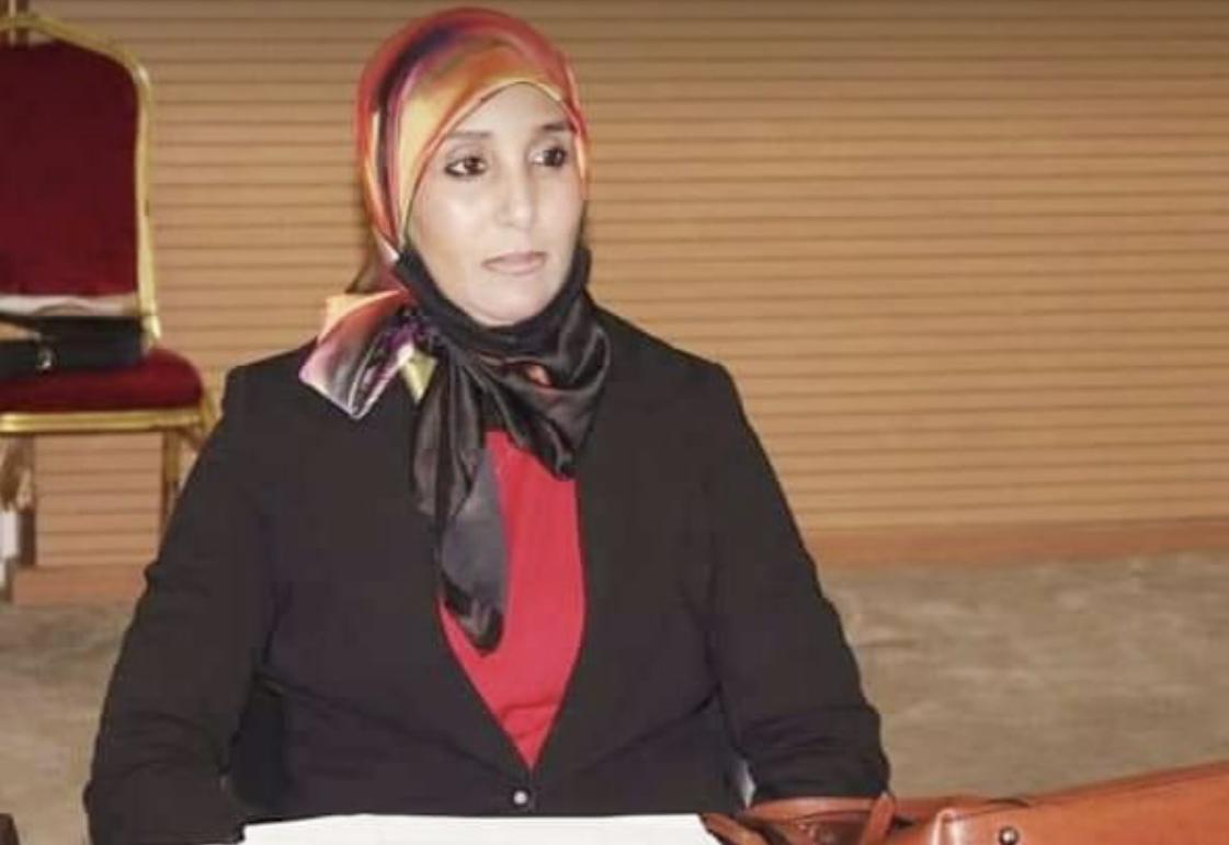 صورة إنزكان .. بومحاش تتراجع عن استقالتها من البيجيدي وتعلن دعمها للحزب