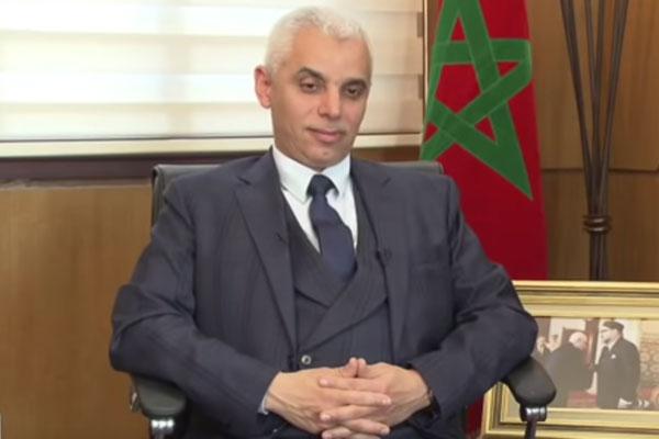 صورة الملك يُعيد آيت طالب لمنصب وزير الصحة