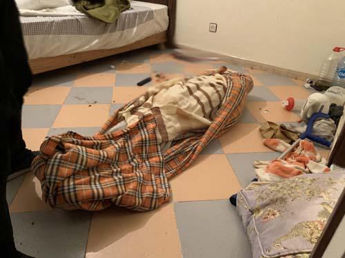 صورة صادم .. العثور على جثة امرأة سبعينة بآسفي