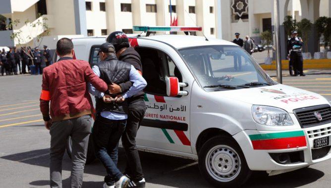صورة الاختطاف والاحتجاز تقود ضابط أمن إلى الاعتقال