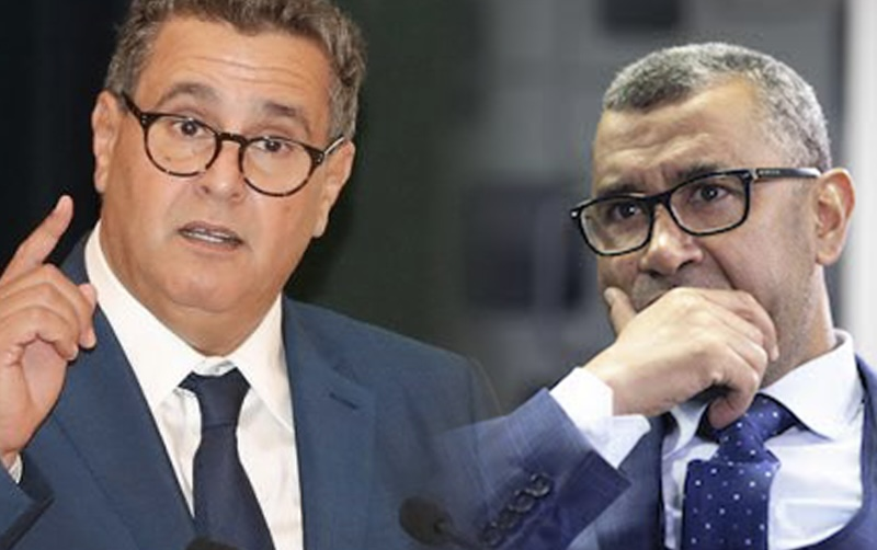صورة بووانو يدعو أخنوش لقول الحقيقة كاملة للمغاربة بخصوص إعفاء وزيرة الصحة