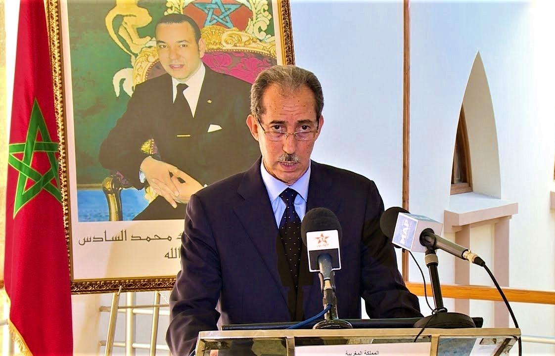 صورة رئيس النيابة يدعو لترشيد الإعتقال الاحتياطي لتفادي انتهاك حرية الإنسان