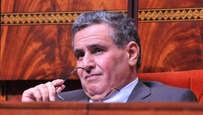 صورة حكومة أخنوش تتدارس تمديد حالة الطوارئ الصحية