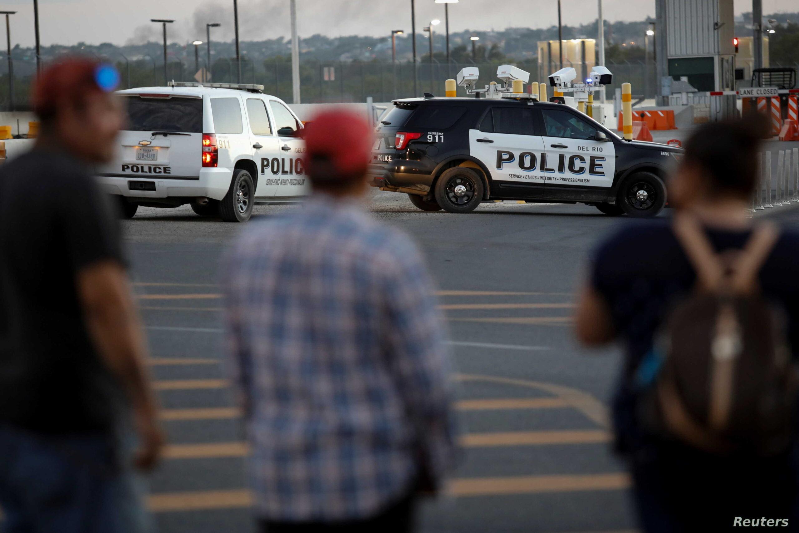 صورة أمريكا .. عدة إصابات في إطلاق نار بمدرسة ثانوية في تكساس